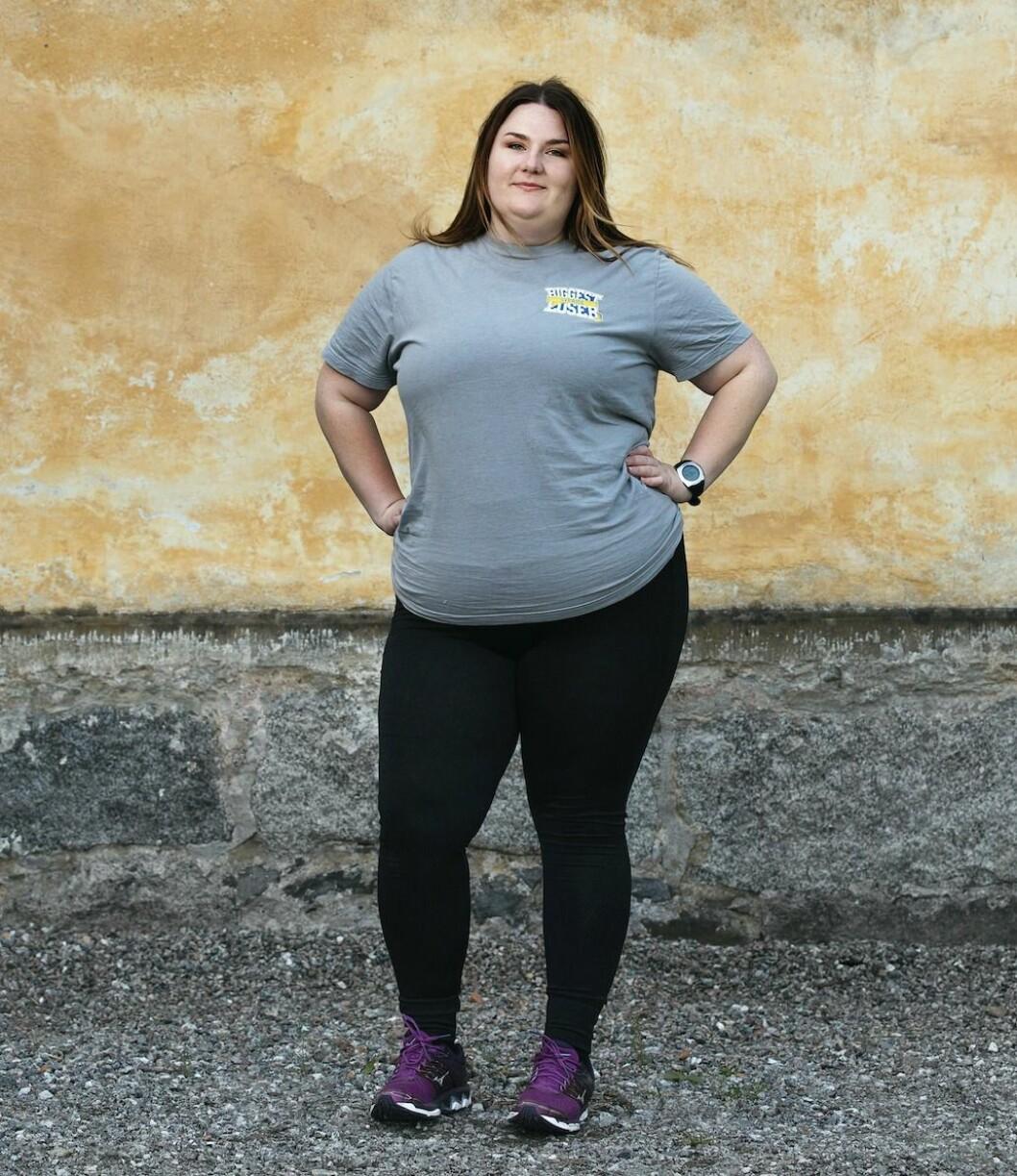 Mona Eriksson, Uppsala, Biggest loser 2020