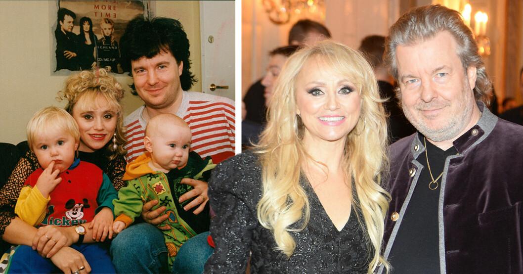 Nanne och Peter Grönvalls barn – så ser de ut idag