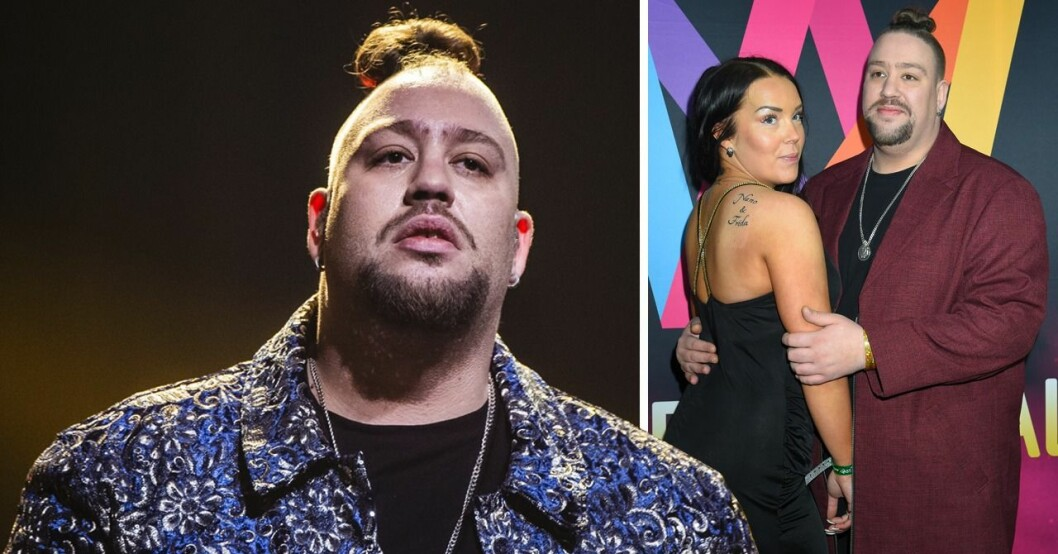 Nano Omars och frun Frida Blums nya liv – efter Melodifestivalen