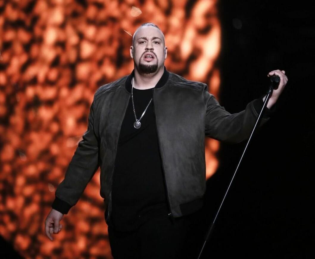 Nano på Melodifestivalen 2017