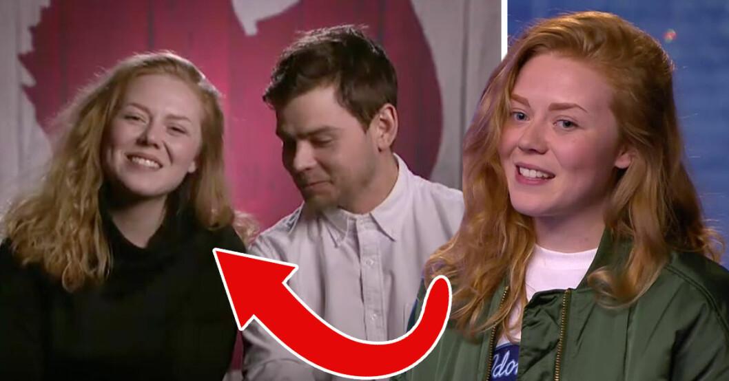 Nathalie Brydolf syns inte bara i Idol 2018 utan också i Första dejten på SVT.