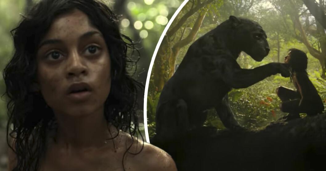 Trailer till Netflix nya film Mowgli: The Legends of the Jungle