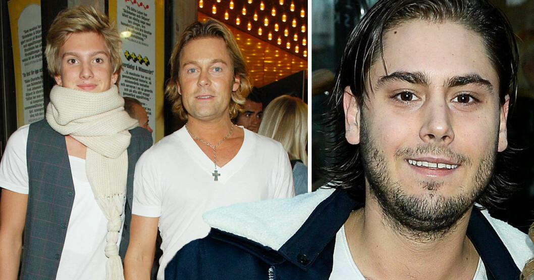 Niclas Wahlgren avslöjar relationen mellan Tim och Oliver Ingrosso