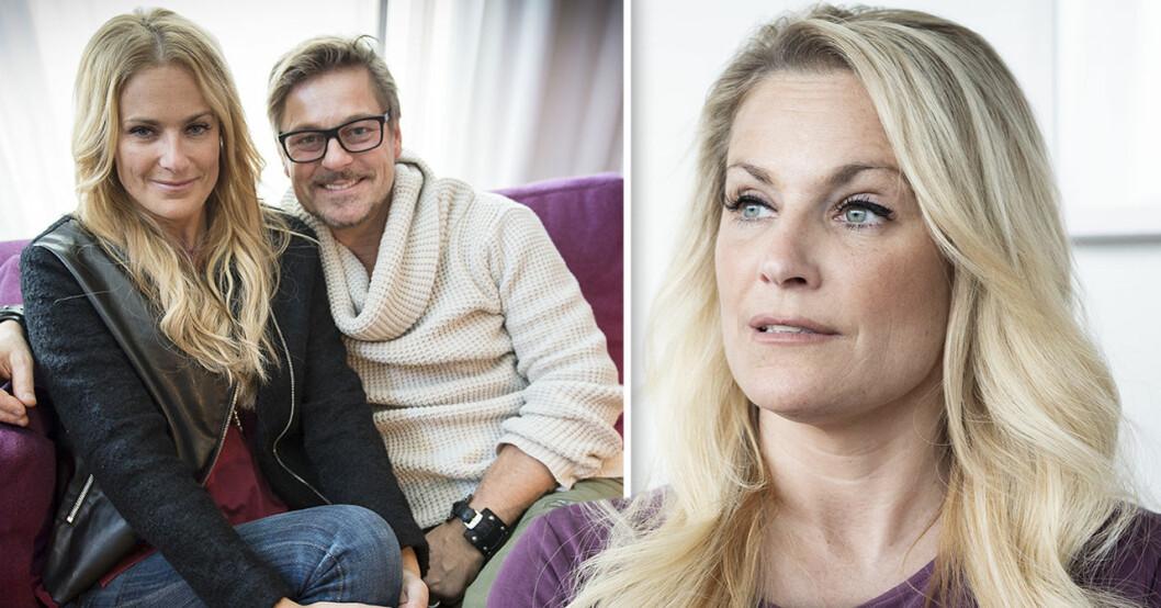 Niclas och Laila Bagge