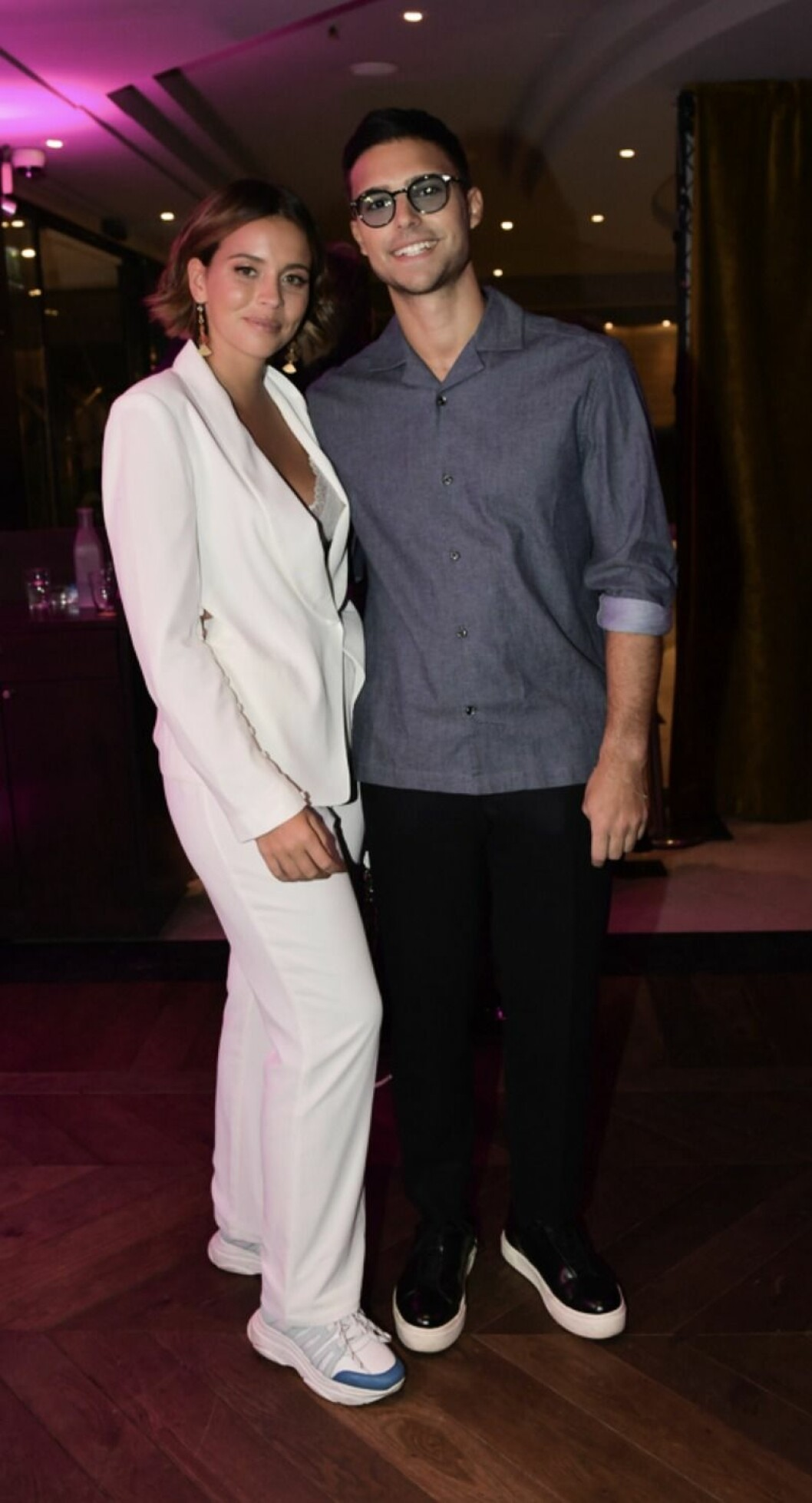 Nicole och Eric Saade
