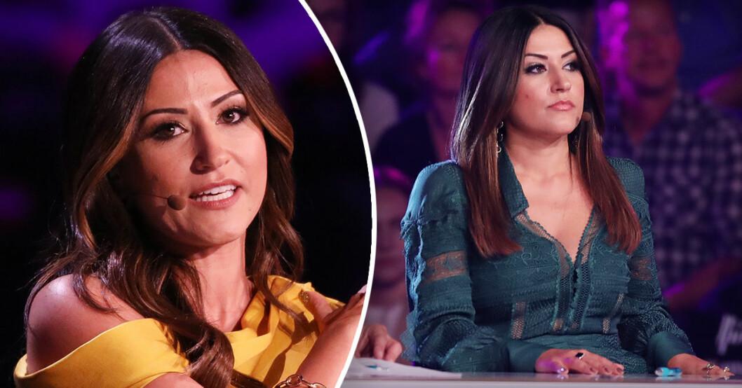 Nikki Amini i Idol 2019 på TV4