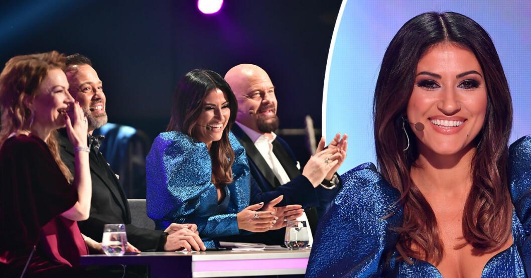 Nikki Amini lämnar Idol efter fem år