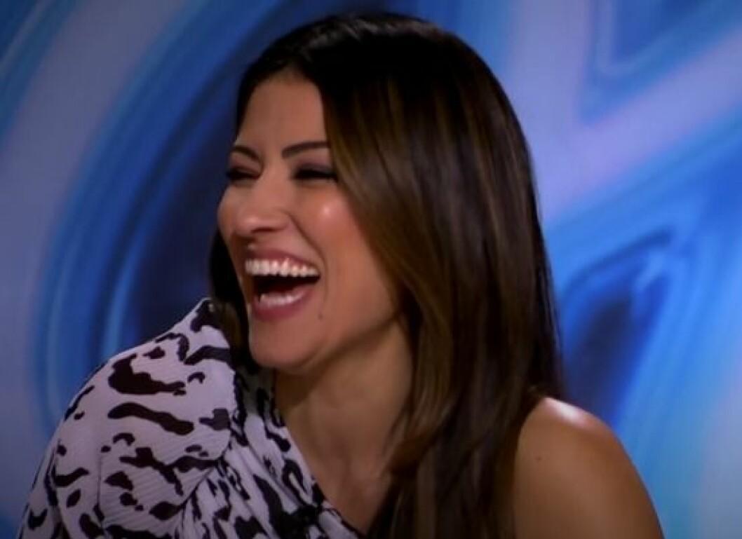 Nikki Amini i Idol 2020