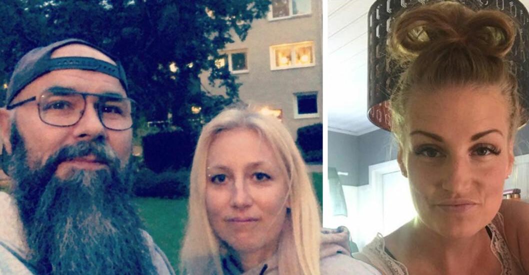 Sami Nikula och Matilda Nikula från Familjen Annorlunda