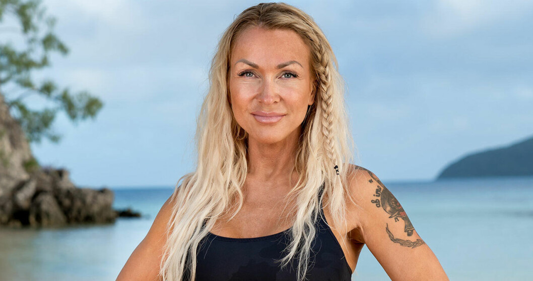 Nina Ekstrand i Robinson 2020.