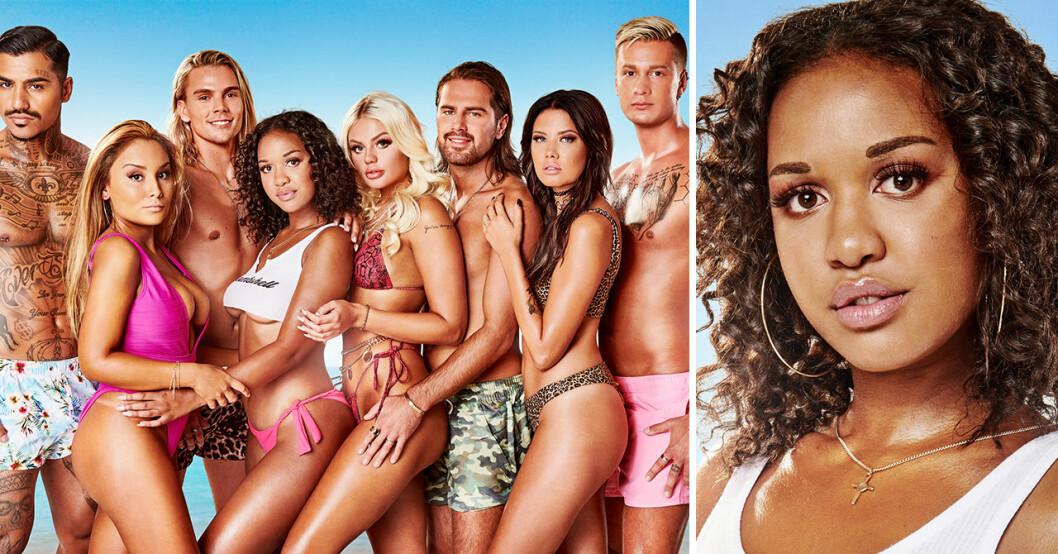 Nora Oskarsson berättar om inspelningarna av nya säsongen av Ex on the beach på DPlay