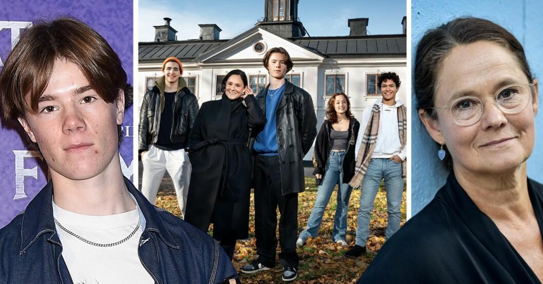 Nya Netflix-serien Young Royals