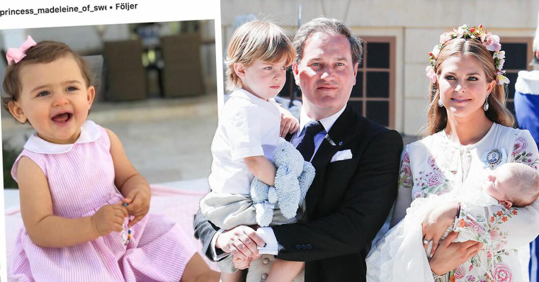 Nya bilden på prinsessan adrienne