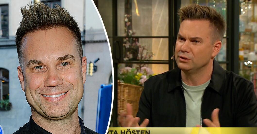 Anders Pihlblad i Nyhetsmorgon på TV4