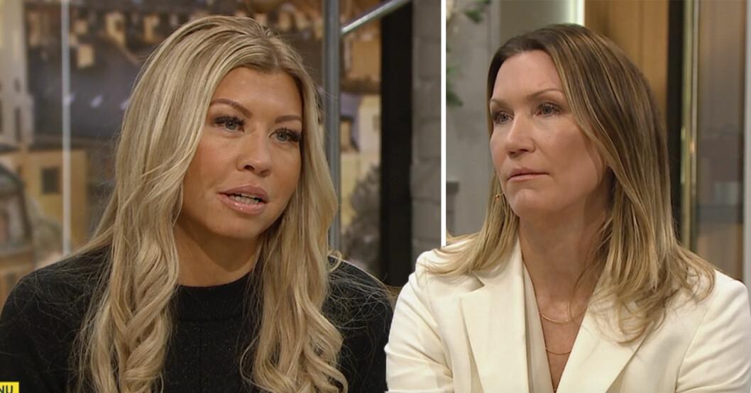 Jenny Alversjö och Ingela Jansson