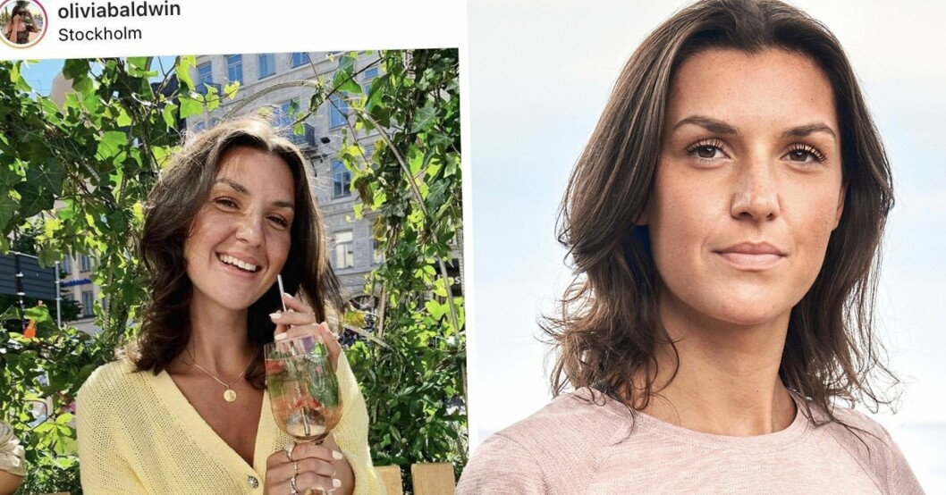 Olivia Baldwin i robinson 2021