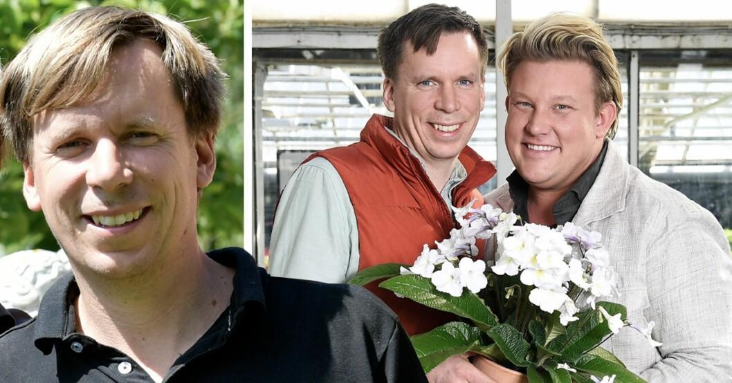 Petter Kjellén och Karl Fredrik Gustafsson