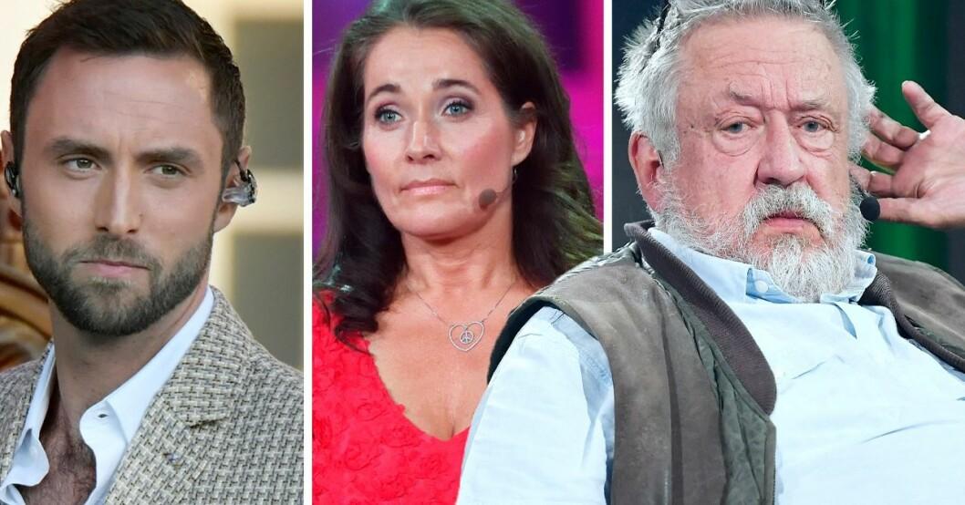 10 svenska kändisar som varit otrogna