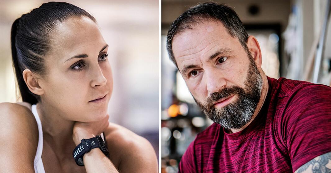 Paolo Roberto och Elin