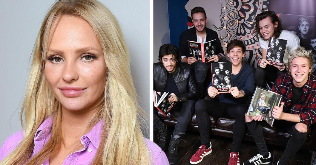 Paulina Paow Danielsson om hånglet med One Direction-medlemmen