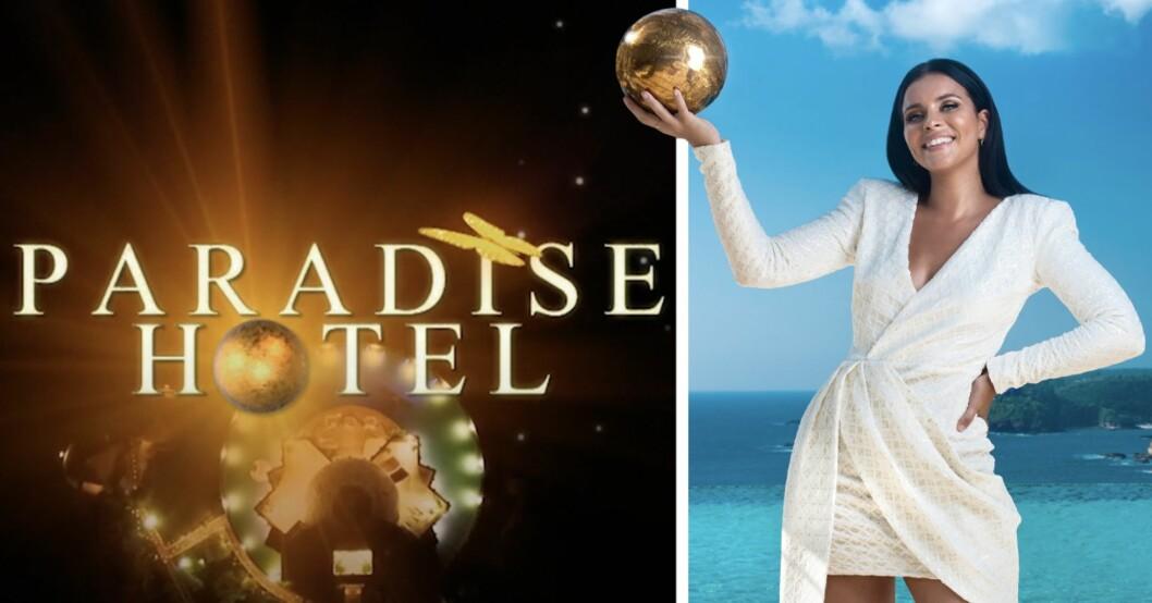 Paradise hotel och Nicole Falciani