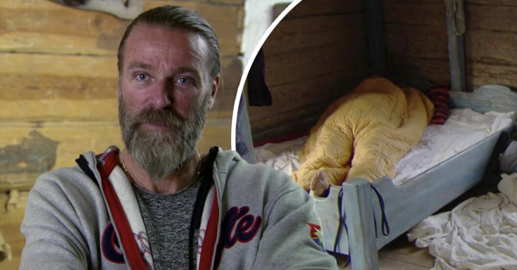 Patrik Sjöberg tvingad till sjukhus under inspelningen av ...