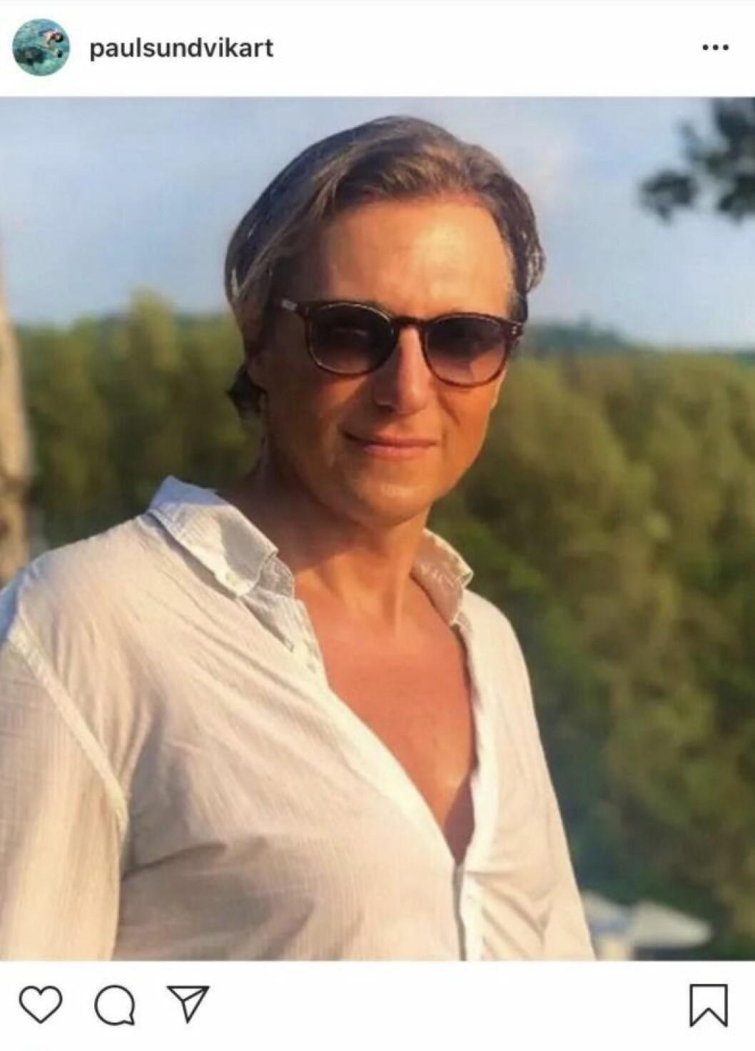 Paul Sundvik