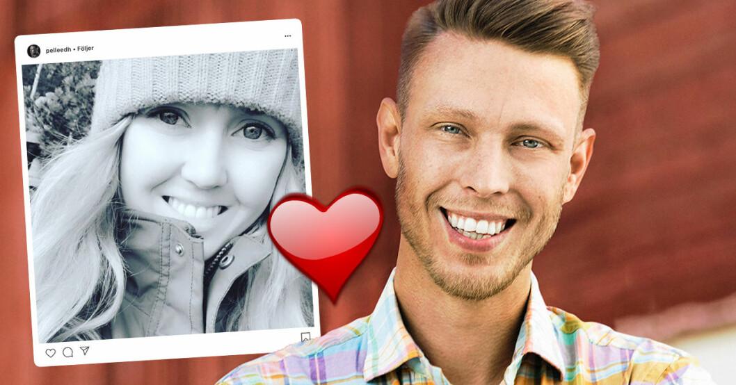 Pelle Hansson Edhs kärleksförklaring till Karin
