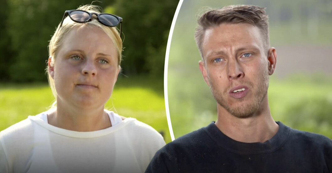 Pelle Hansson Edhs brevskrivare Josefines kritik mot TV4 efter händelsen i Bonde söker fru 2019.