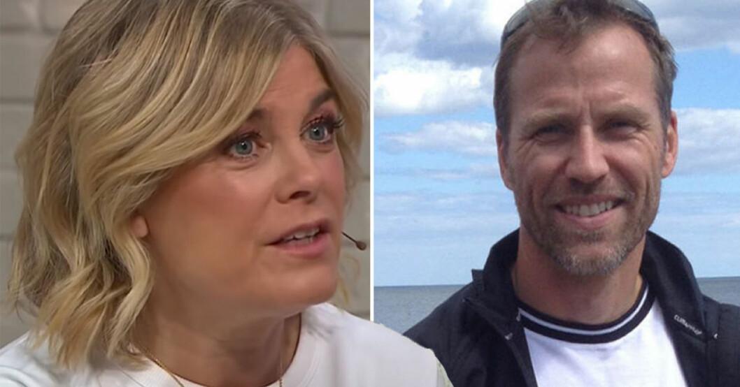 Pernilla Wahlgren, Christian Bauer