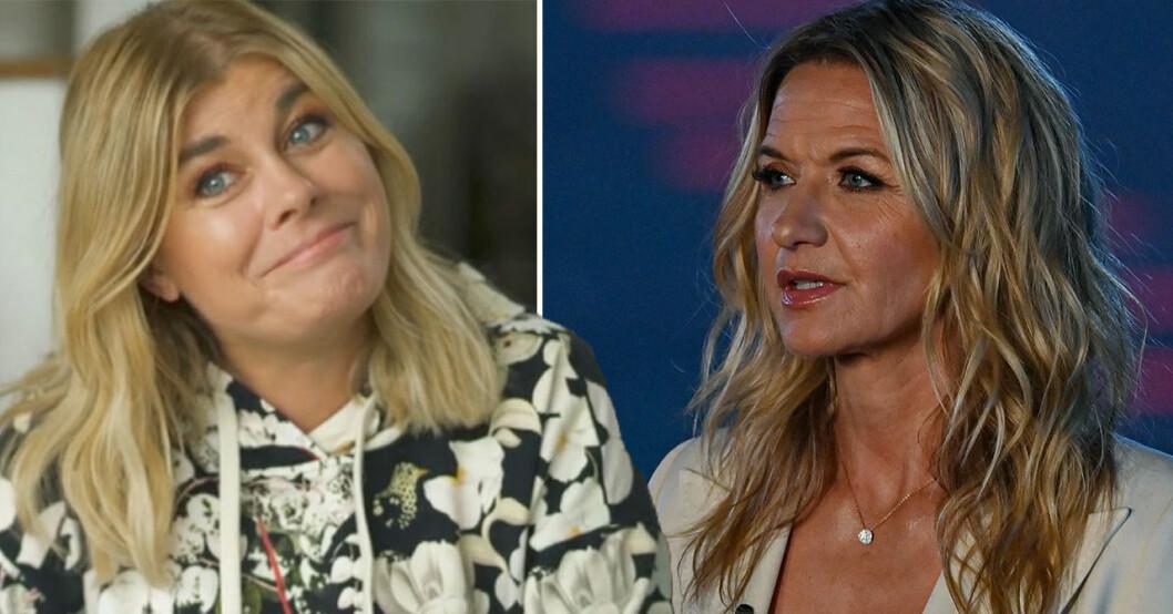 Pernilla Wahlgren, Kristin Kaspersen