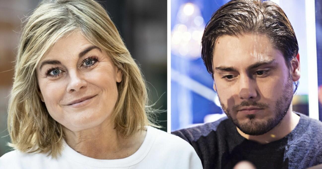 Pernilla Wahlgren & Oliver Ingrosso
