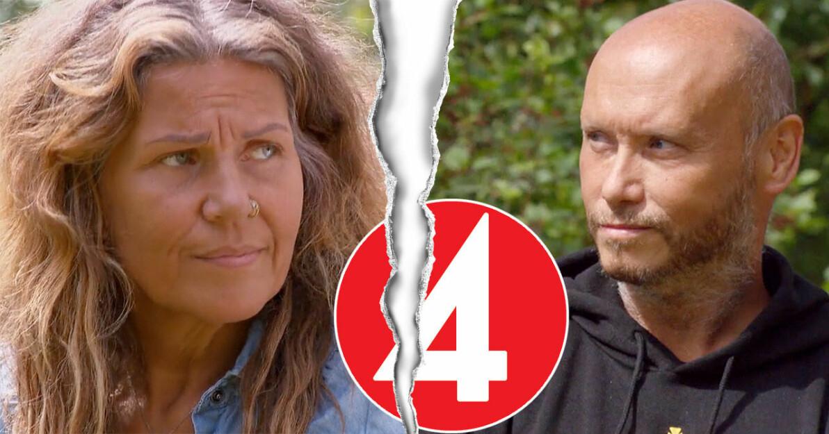 Pernilla Angeria och Richard Andersson.