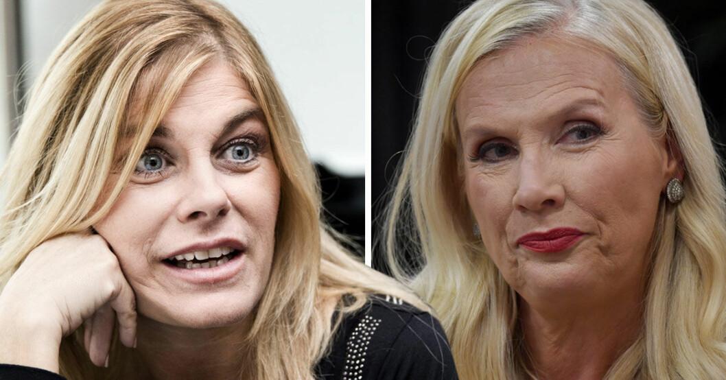 Pernilla Wahlgren om Gunilla Persson