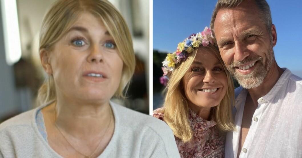 Pernilla Wahlgren & Christian Bauer