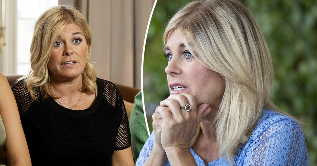Pernilla Wahlgren om missfallet