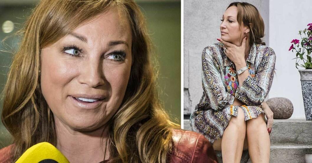 Charlotte Perrelli tuff graviditet