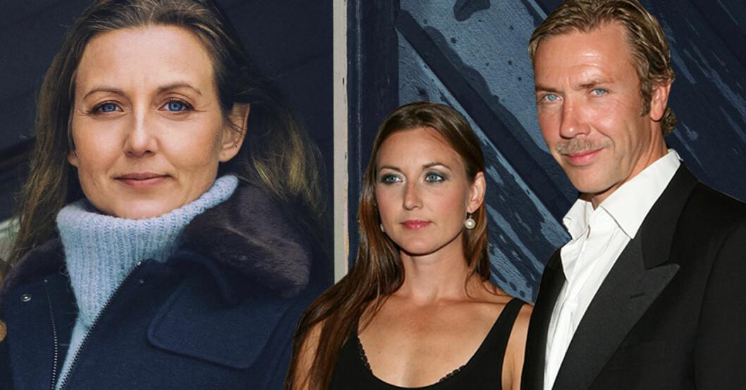 Sanna Lundell och Mikael Persbrandt