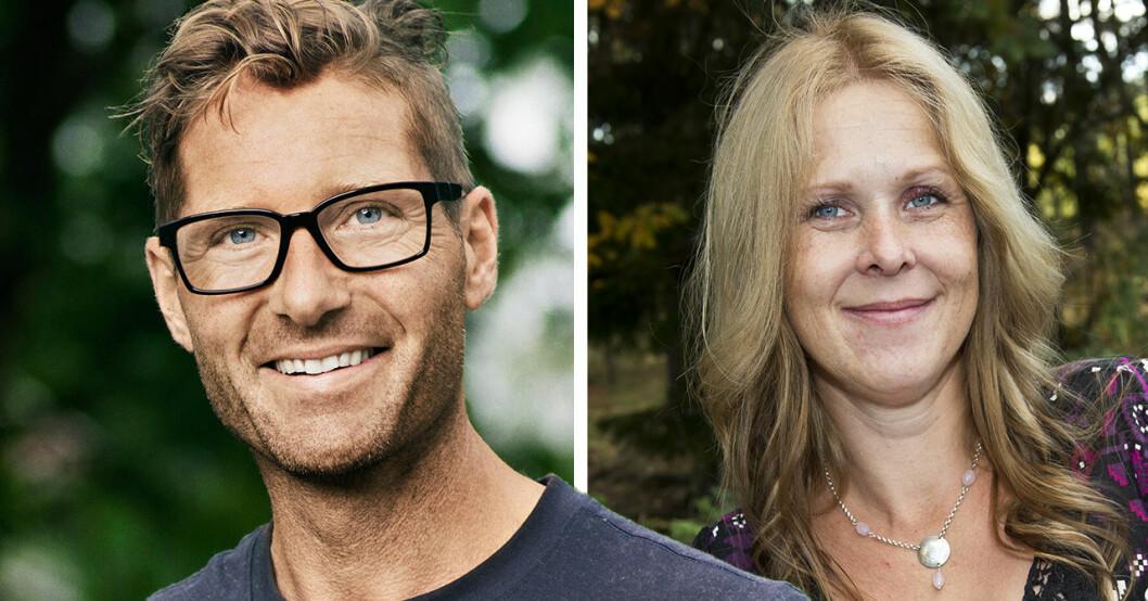 Farmen-Peter om okända relationen till Familjen annorlunda-Mirka