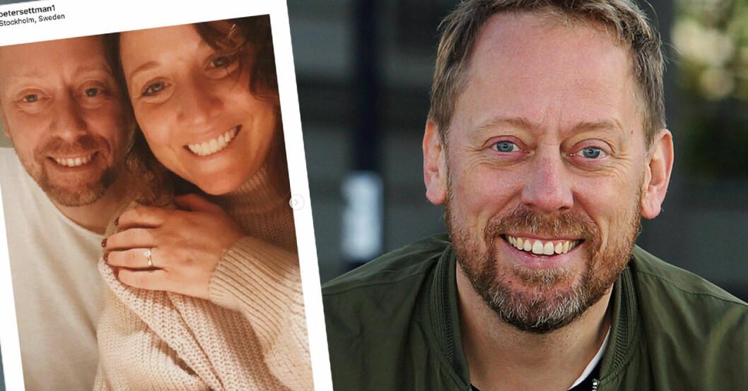 Peter Settman förlovad.