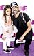 Peter Stormare och dottern Kaiya på röda mattan 2015