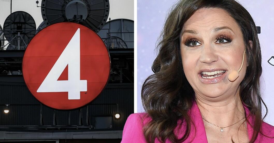 TV4 och petra mede