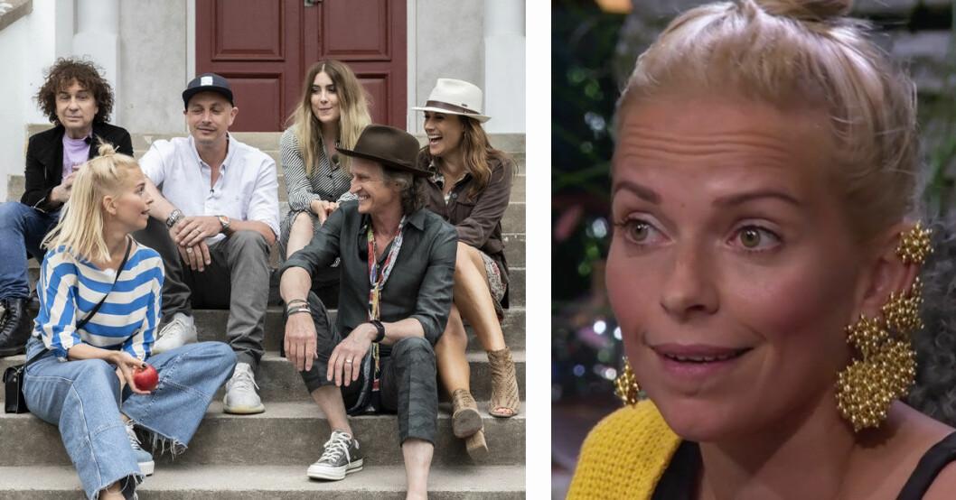 Petra Marklund träffade sin pojkvän under Så mycket bättre