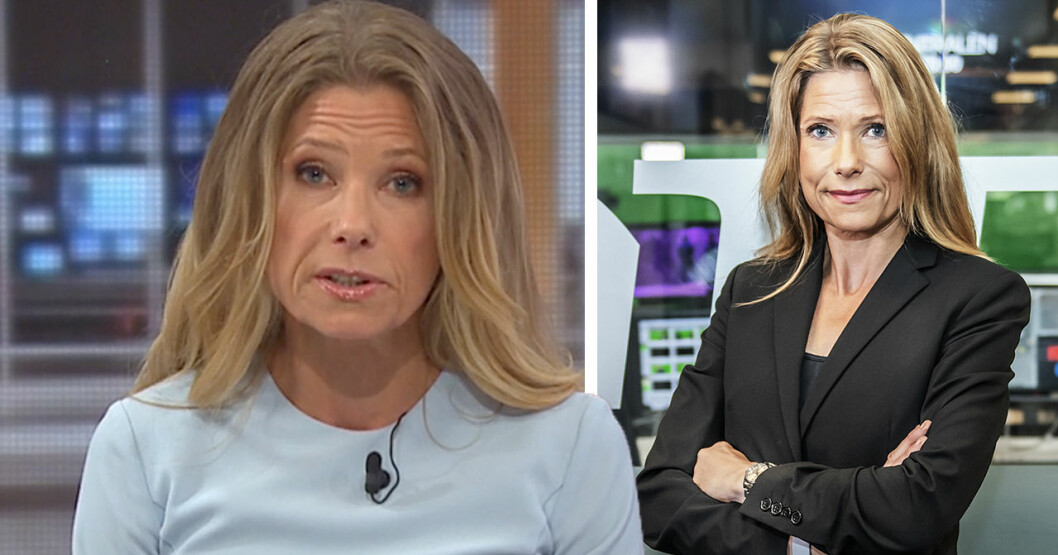 Petra Nordlund McGahan i TV4