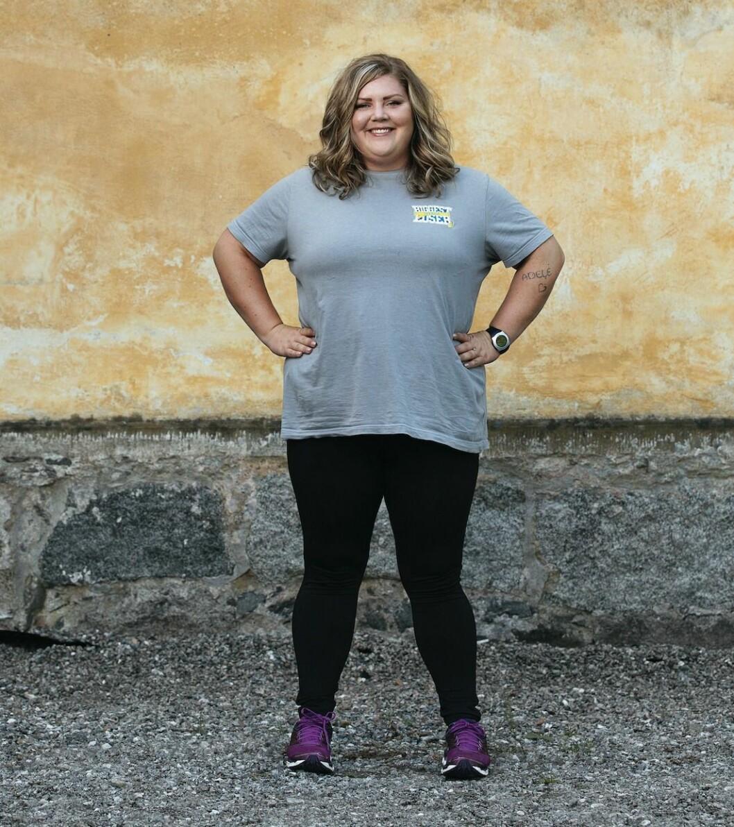 Petra Holmlund, Sorsele i Biggest loser 2020
