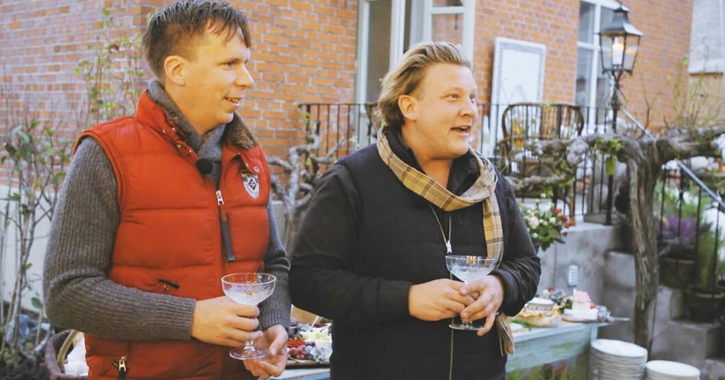 Petter Kjellén och Karl Fredrik