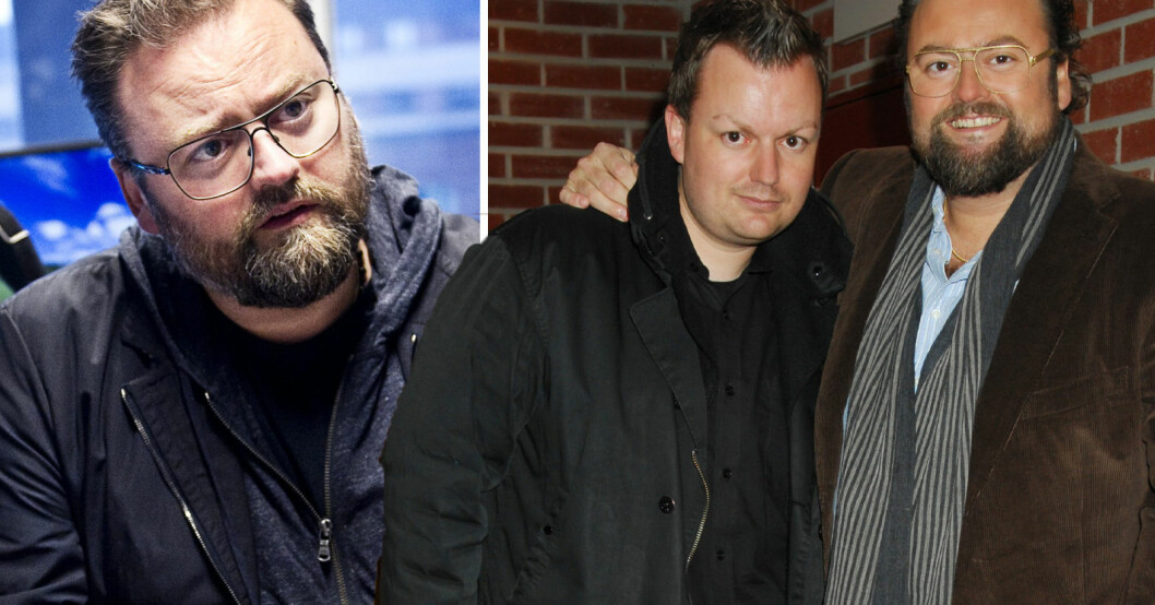 Pontus Alsing och Adam Alsing