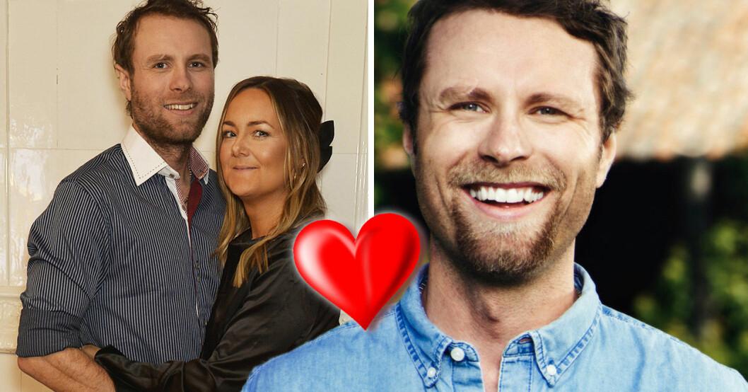 Pontus Mikaelsson och Lisa Lindvall från Bonde söker fru.