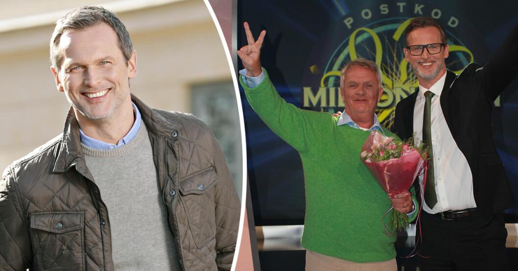 Ulf vann miljonen i Postkodmiljonären-.