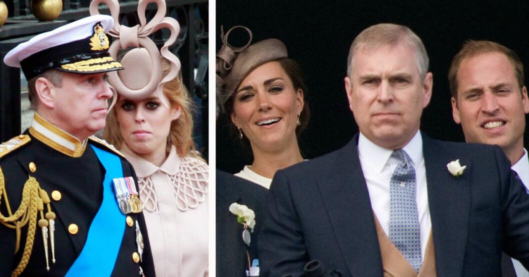 Prins Andrew skandalintervju